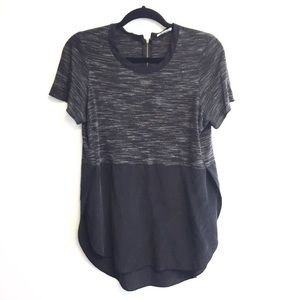 ARITZIA Wilfred Capucine Short Sleeve T-Shirt S/M
